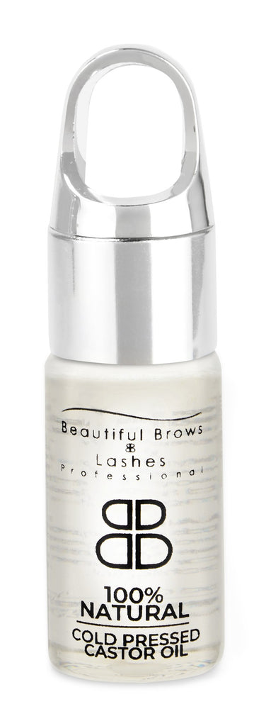 Brow and Lash Rehab - 100% Natural Cold Pressed Castor Oil 10ml