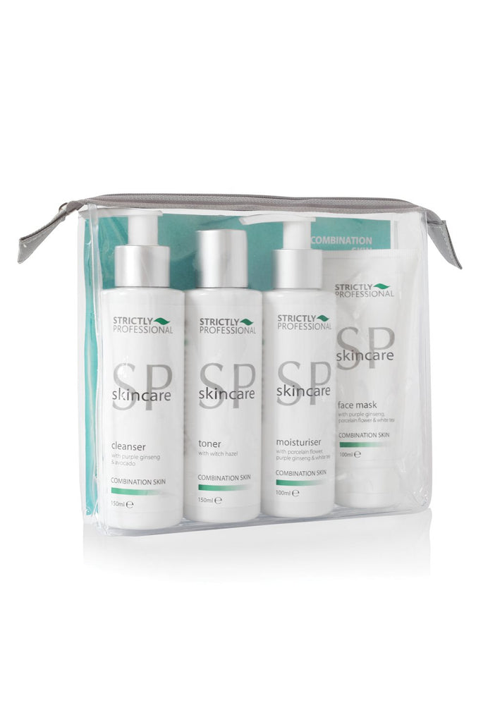 Strictly professional FACIAL CARE KIT COMBINATION SKIN