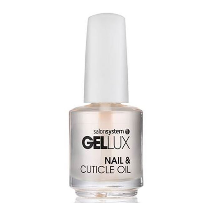 Salon System Naillux Treatment Cuticle Oil 15ml