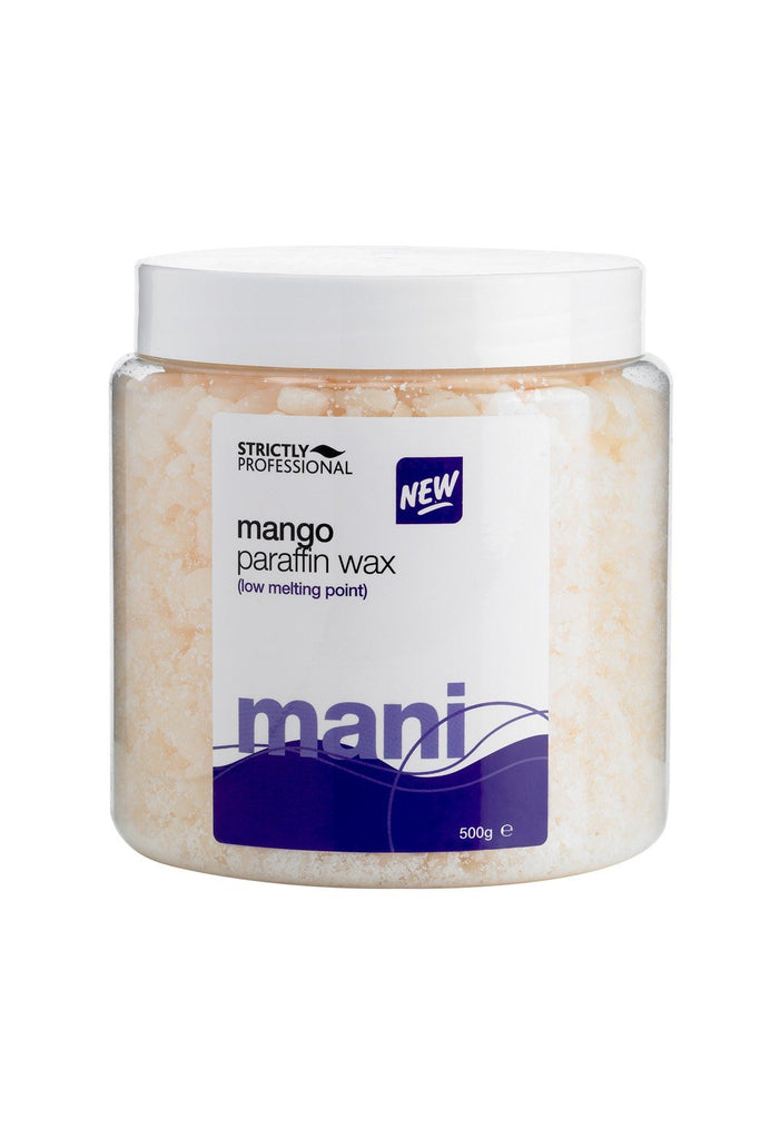 Strictly professional Mango Paraffin wax