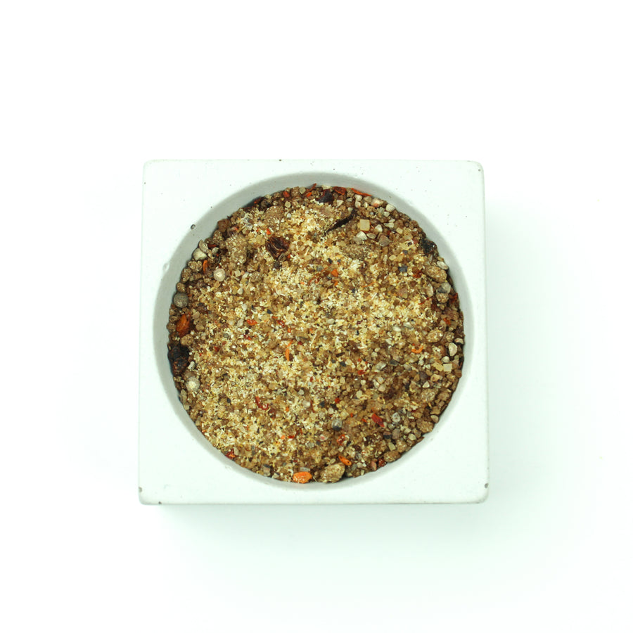 Smoked Hickory Dry Rub Reusable Sample Jar
