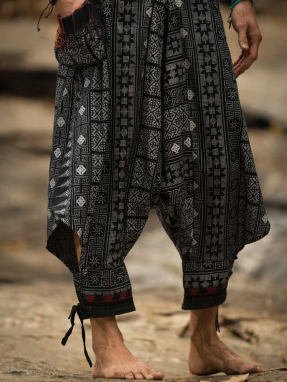 Casual Tribal Pants