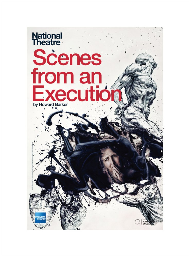 Scenes from an Execution Print