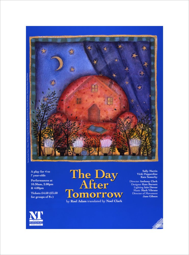 The Day After Tomorrow Custom Print