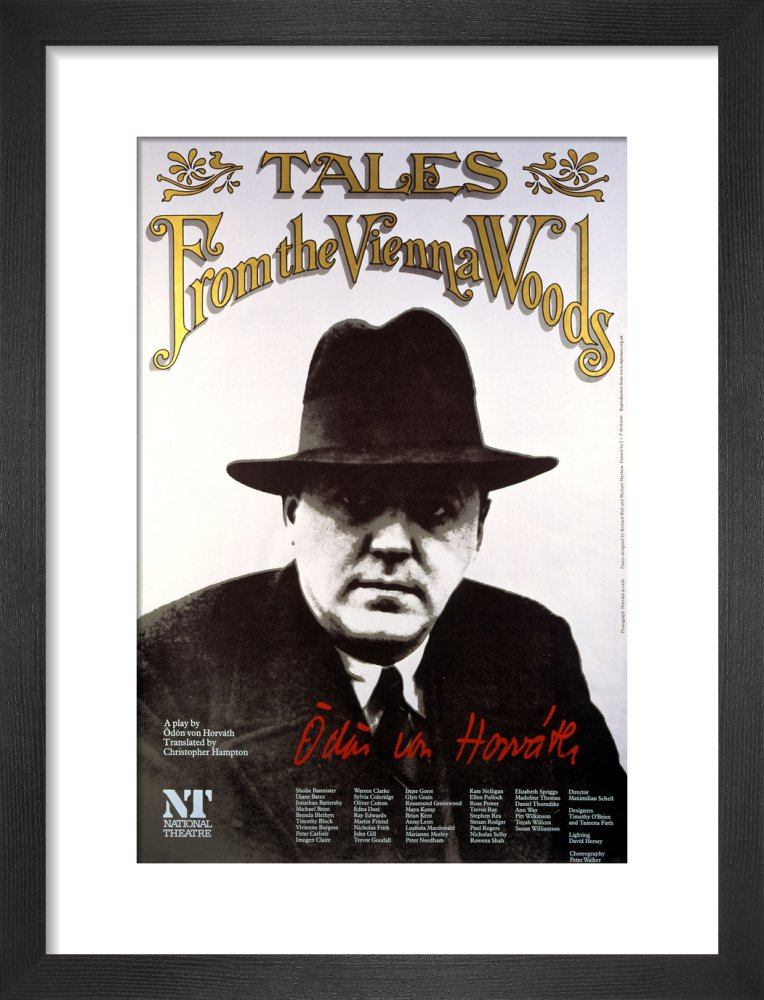 Tales from the Vienna Woods Custom Print