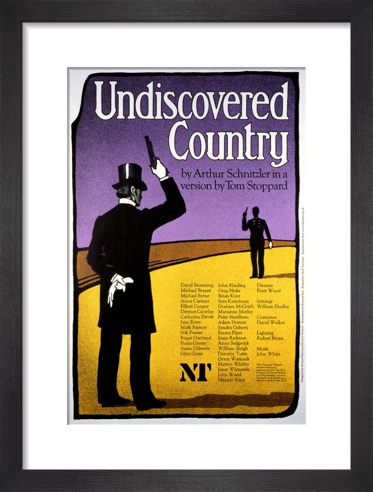 Undiscovered Country Custom Print