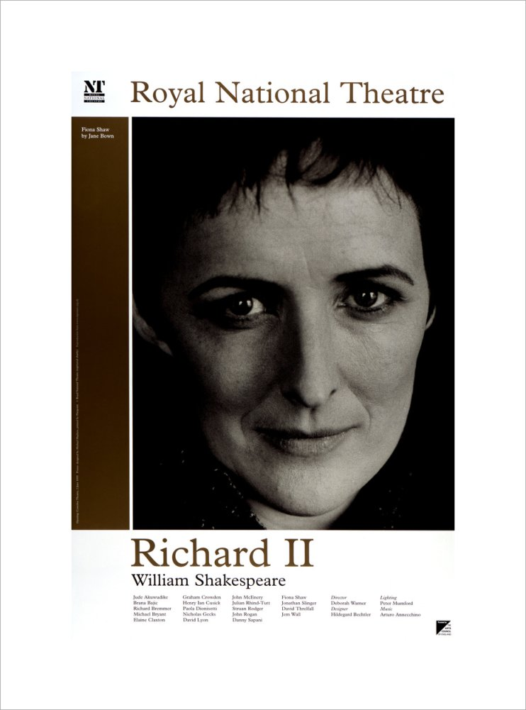 Richard II Custom Print