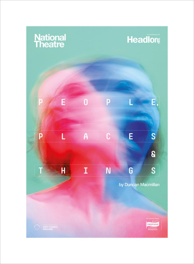 People, Places and Things Print