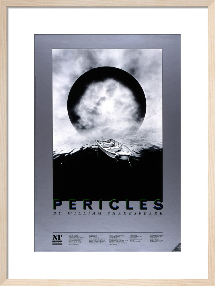 Pericles Custom Print