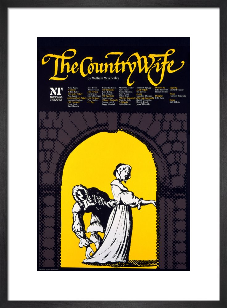 The Country Wife Custom Print