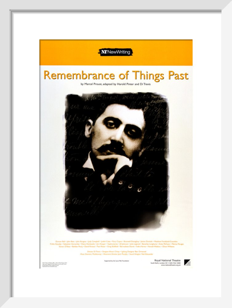Remembrance of Things Past Print