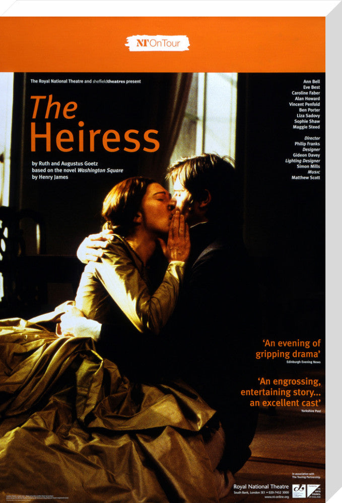 The Heiress Custom Print