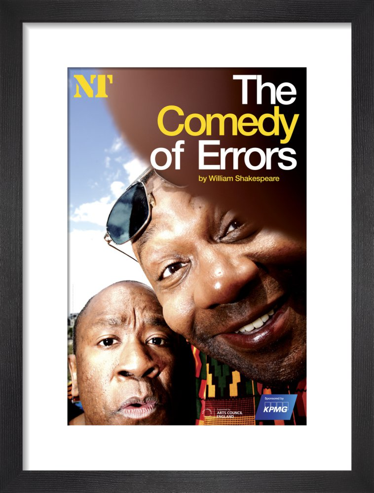 The Comedy of Errors Print