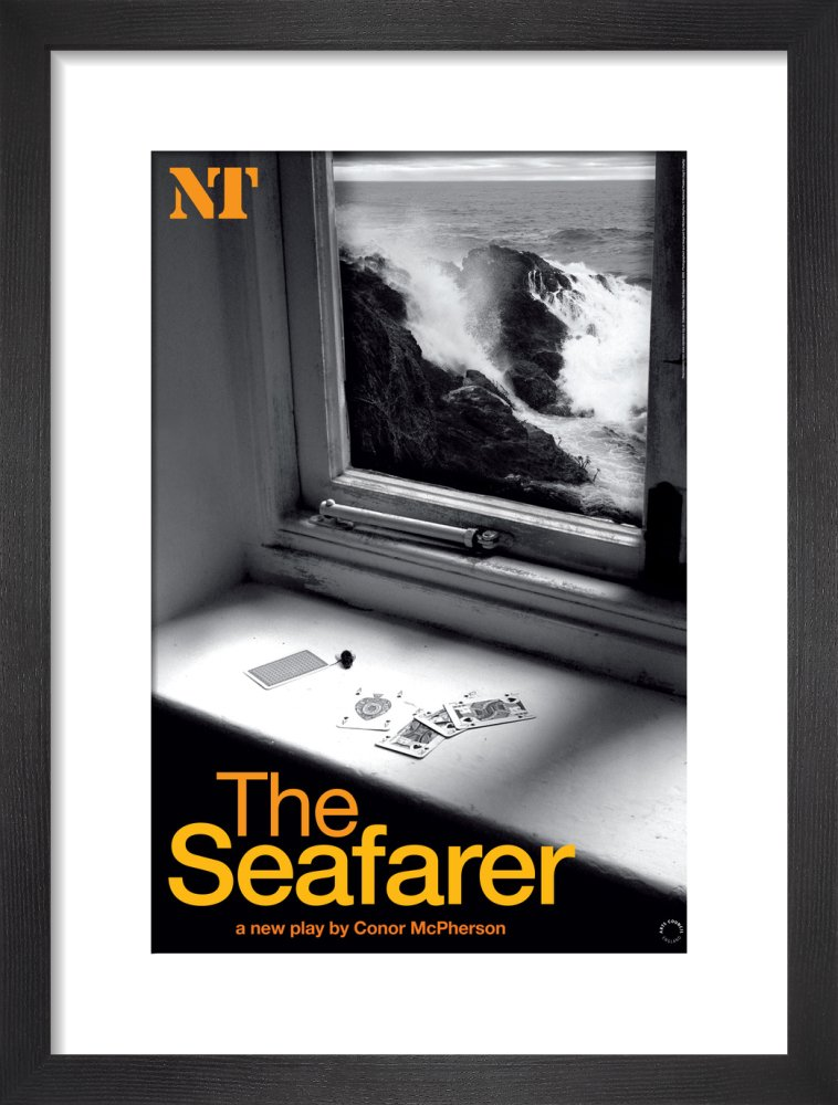 The Seafarer Print