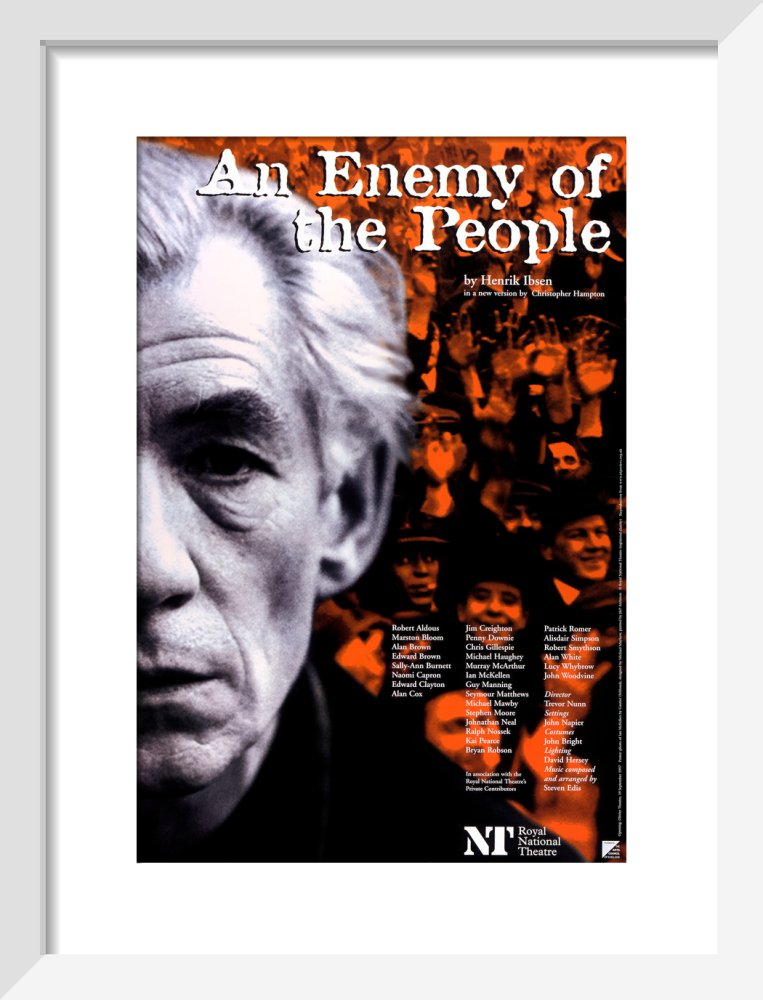 An Enemy of the People Print