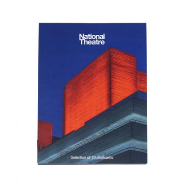 National Theatre Postcard Pack