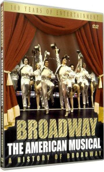 Broadway: The American Musical DVD