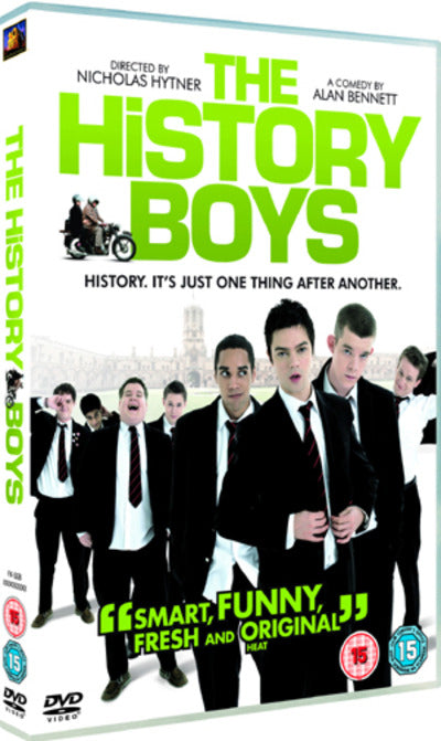 The History Boys DVD