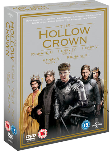 The Hollow Crown DVD - Series 1 and 2