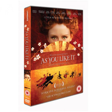 As You Like It DVD