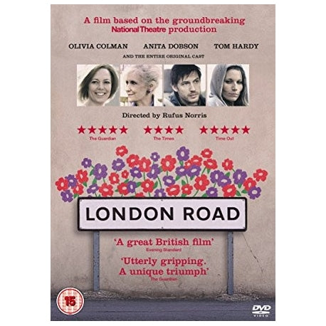 London Road - The Film DVD