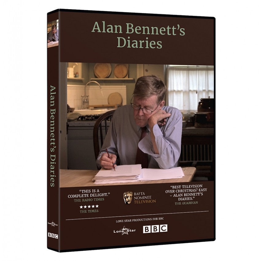 Alan Bennett's Diaries DVD