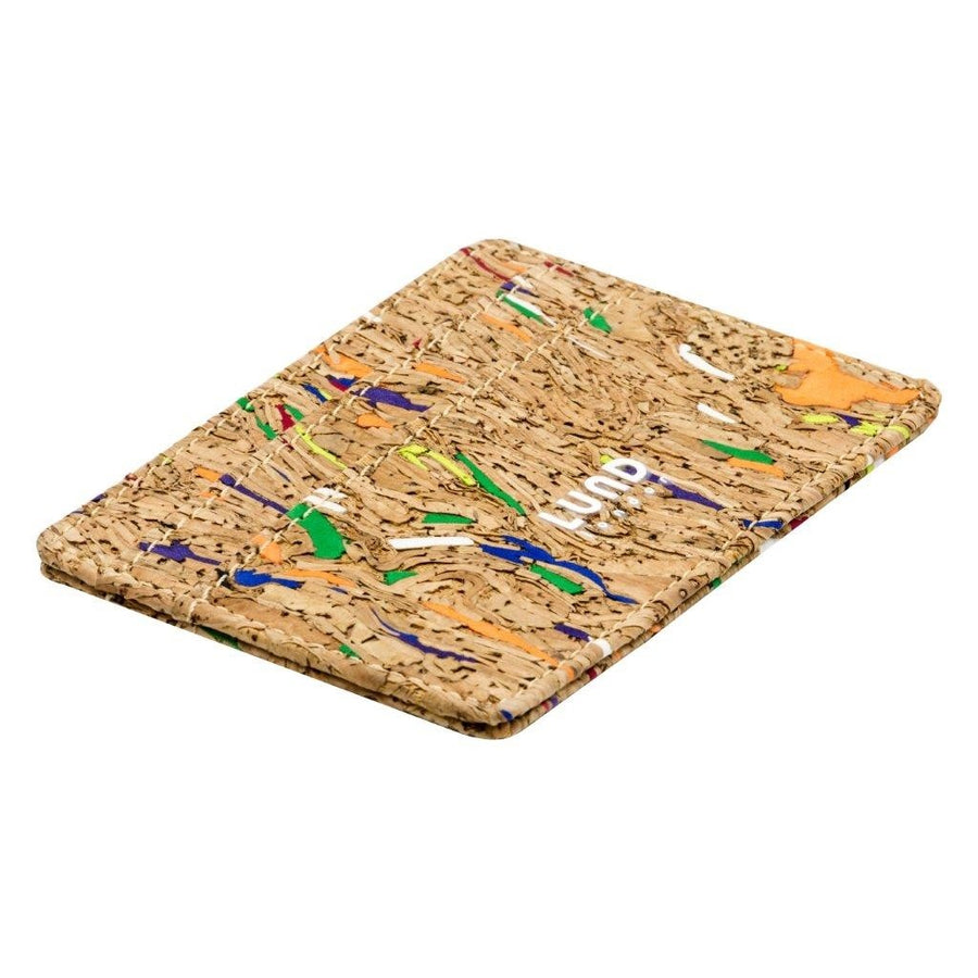 Cork'd Card Holder