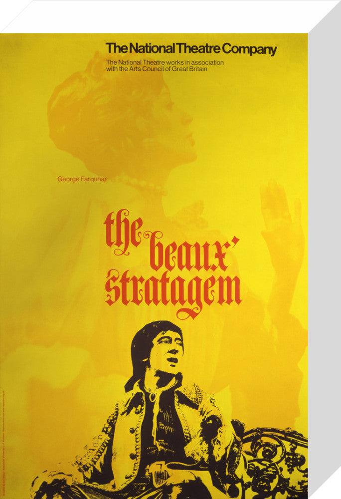 The Beaux Stratagem Custom Print