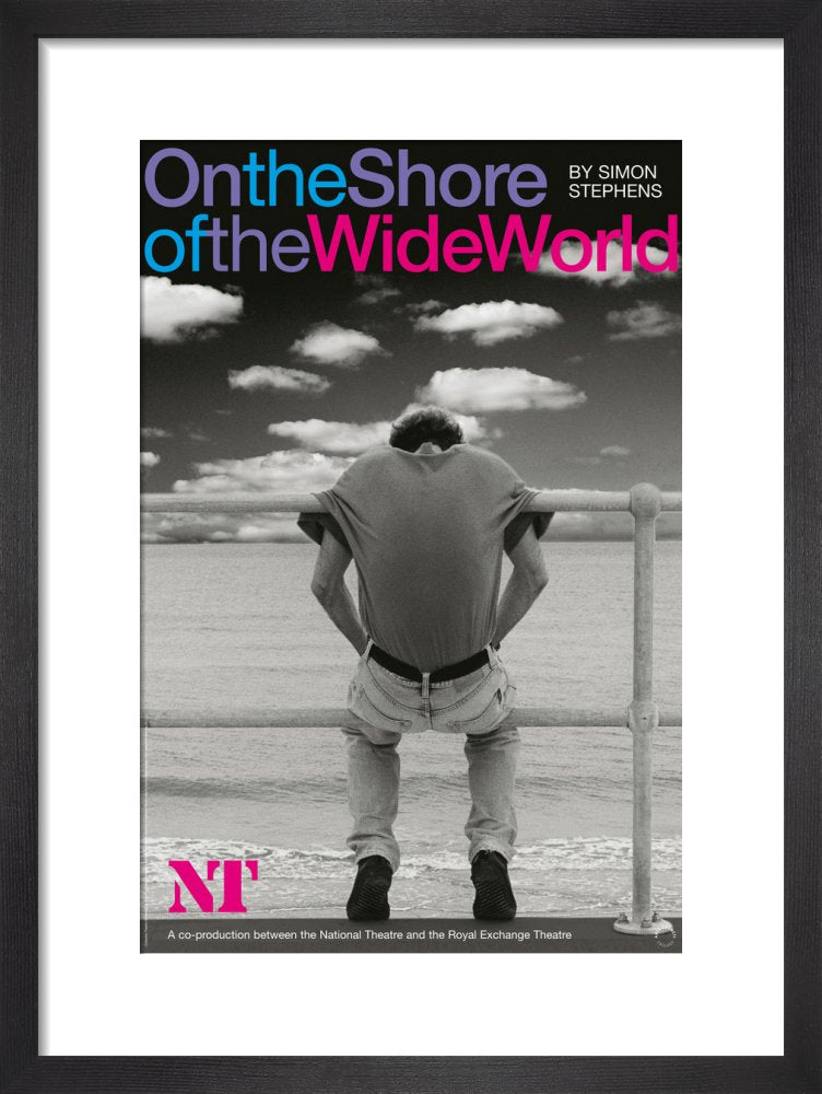On the Shore of the Wide World Print