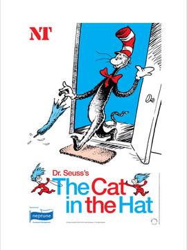 The Cat in the Hat Print