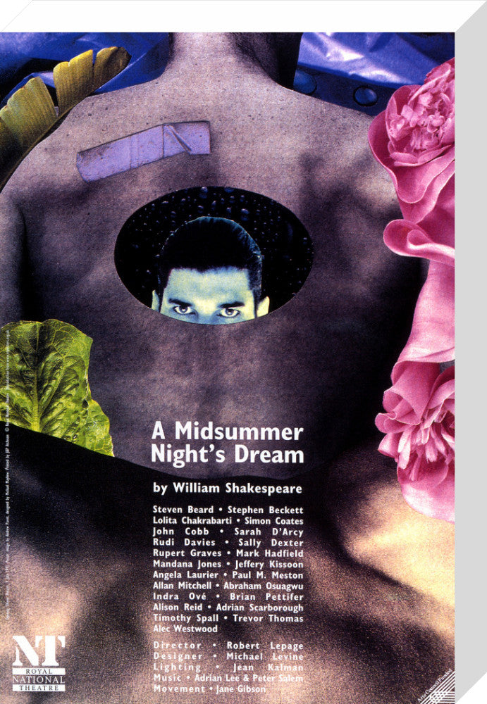 A Midsummer Night's Dream Custom Print