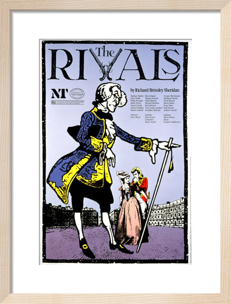 The Rivals Custom Print