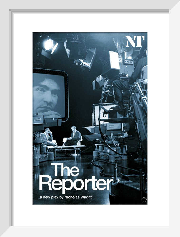 The Reporter Print