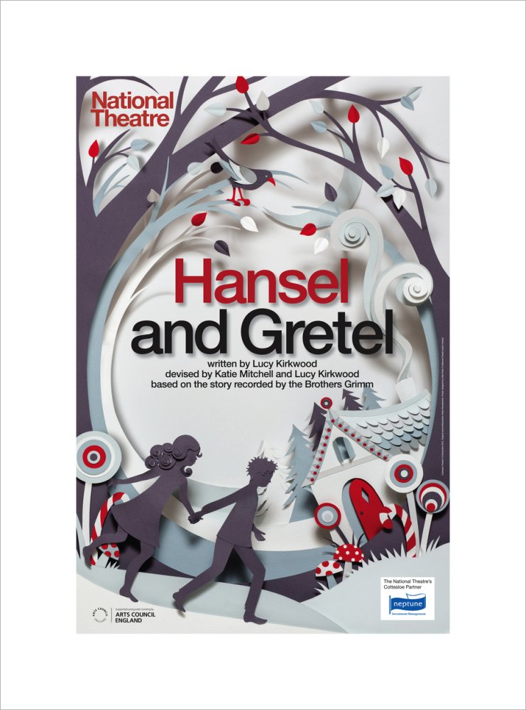 Hansel and Gretel Custom Print