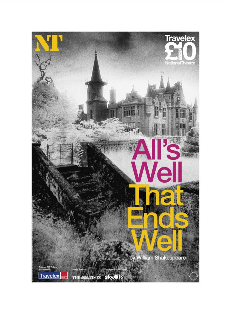 All's Well that Ends Well Print