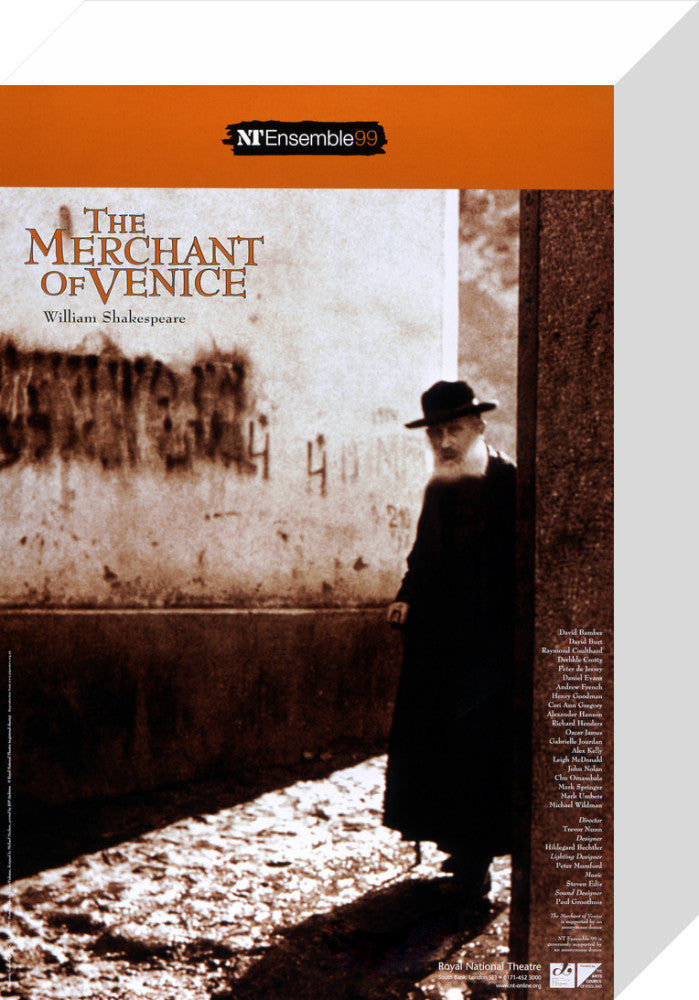The Merchant of Venice Custom Print