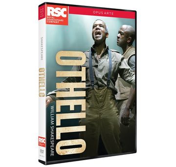 Othello RSC DVD
