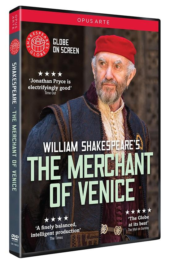 The Merchant of Venice DVD