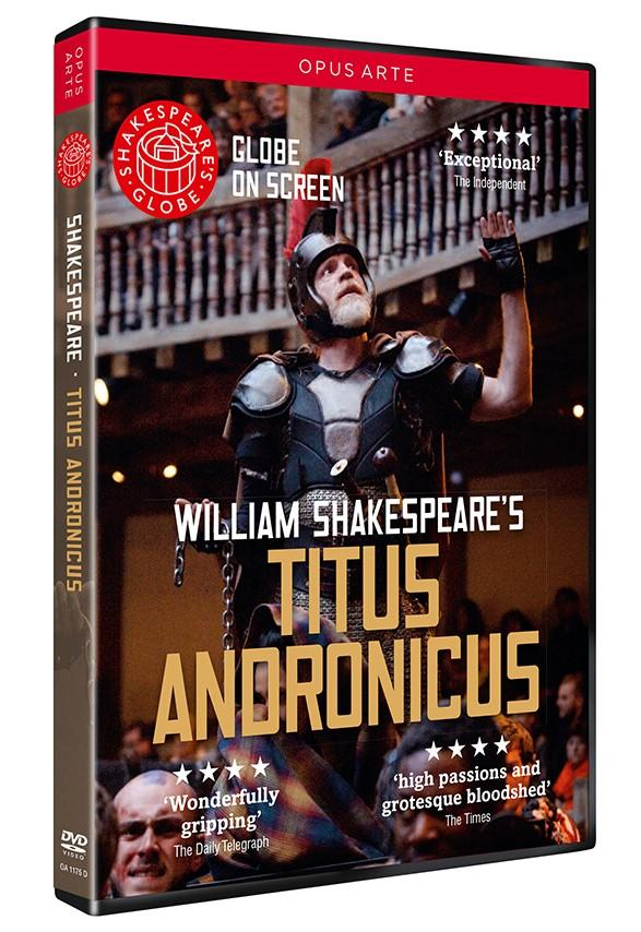 Titus Andronicus DVD - Shakespeare's Globe
