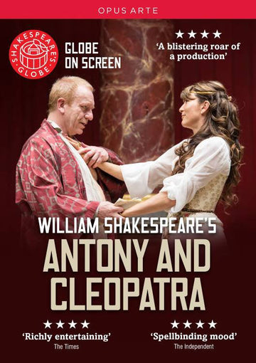 Antony and Cleopatra DVD - Shakespeare's Globe