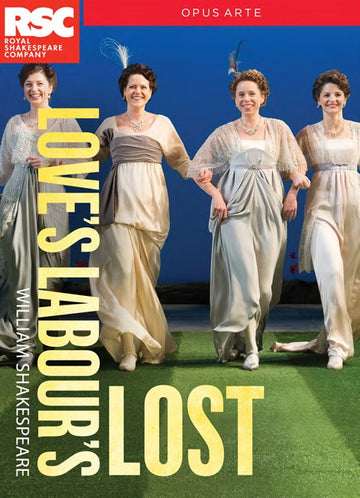 Love's Labour's Lost RSC DVD