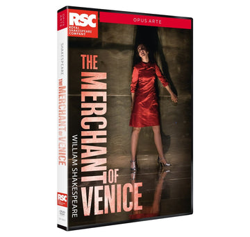 The Merchant of Venice RSC DVD
