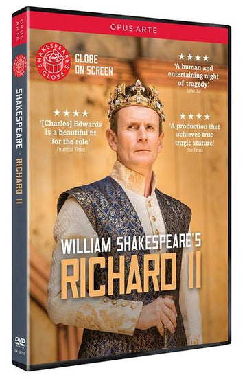 Richard II Globe DVD