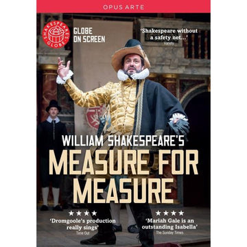 Measure for Measure DVD - Shakespeare's Globe