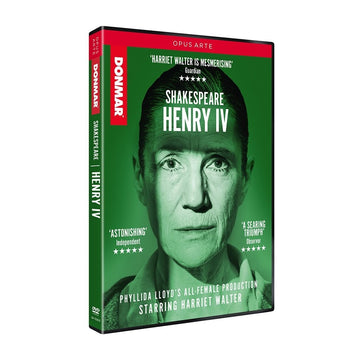 Henry IV DVD - Harriet Walter
