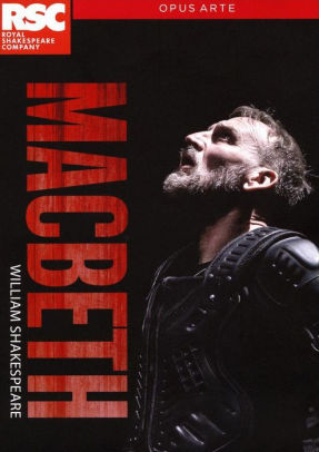 Macbeth RSC DVD 2019