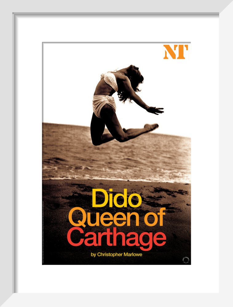 Dido, Queen of Carthage Print