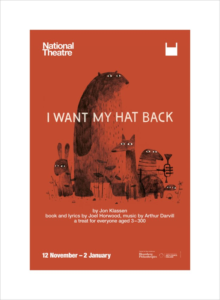 I Want My Hat Back Print