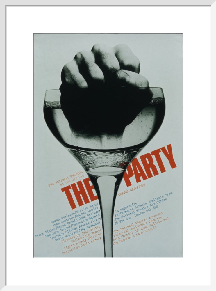 The Party Custom Print