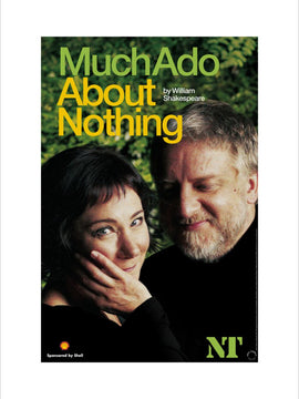 Much Ado About Nothing Print